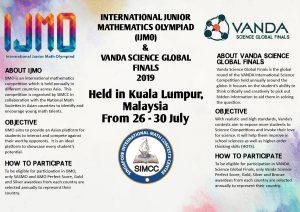 International Junior Math Olympiad – International Junior Math Olympiad