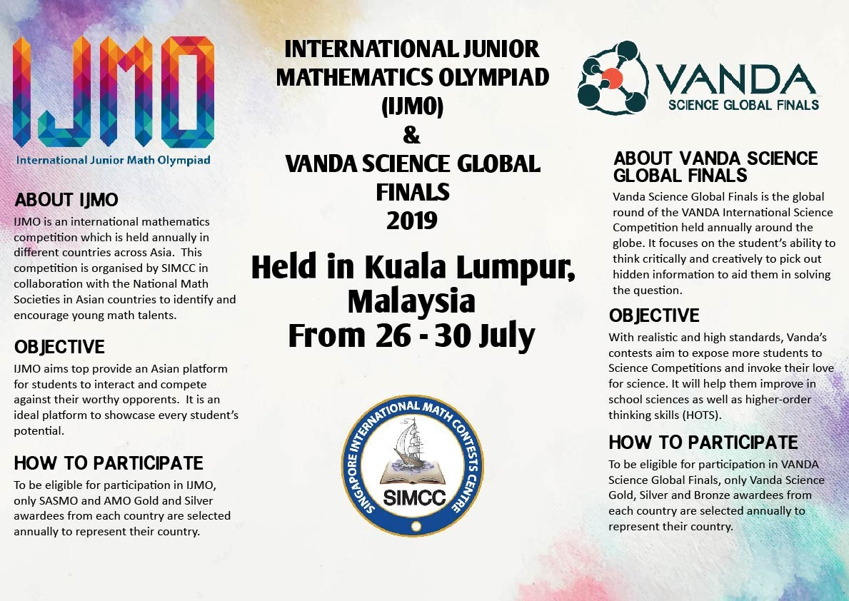 International Junior Math Olympiad – International Junior